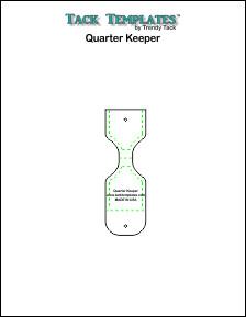 Quarter Keeper Template  **PDF**