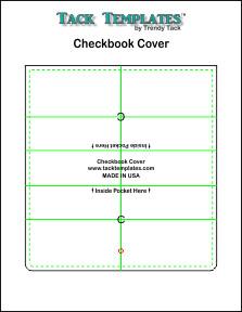 Checkbook Cover **PDF**