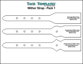 Wither Strap - Pack 1 **PDF**