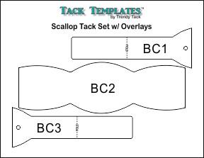 Scallop Tack Set w/ Overlays **PDF**