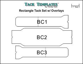Rectangle Tack Set w/ Overlays **PDF**