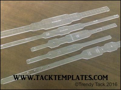 Rectangle Tack Set
