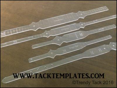 Straight Diamond Tack Set (Double End)