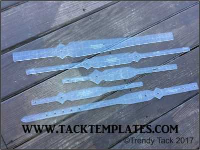 Straight Diamond Tack Set (Single End)