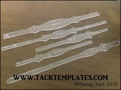 Scallop Diamond Tack Set (Double End)