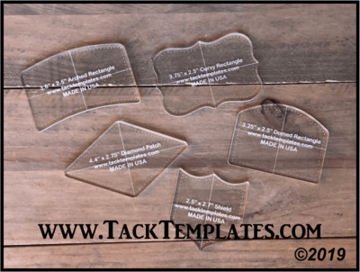 Jumbo Patch Templates - Pack 2