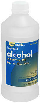 Rubbing Alcohol 99%- 16OZ