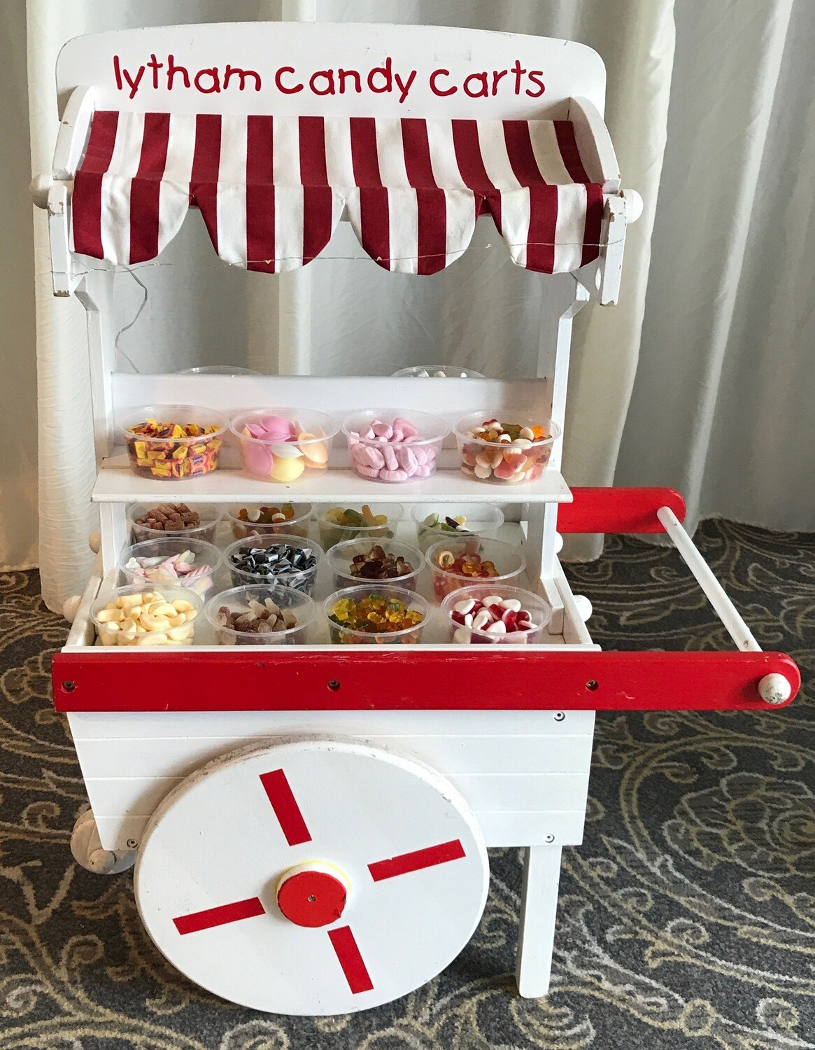 Kids small sweet cart