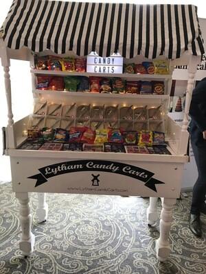 Crisp Butty cart
