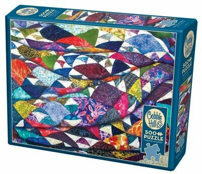 Portrait of a Quilt Puzzle