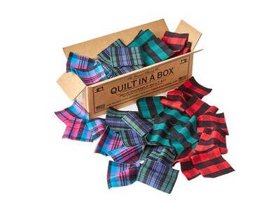 Quilt In A Box Gift Set