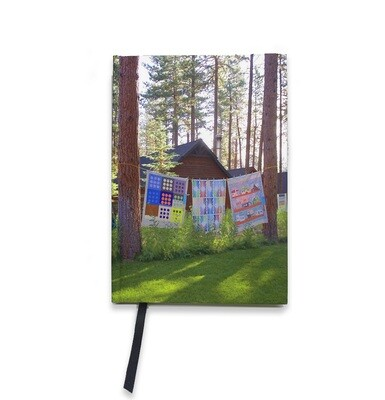 Sisters Outdoor Quilt Show Hardcover Journal