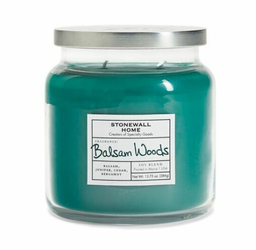 Balsam Woods Apothecary Candle