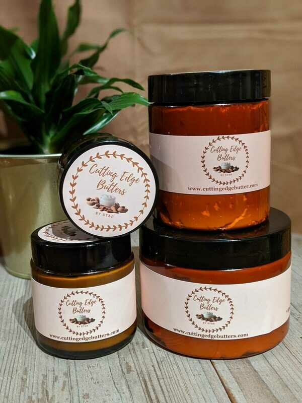 Organic Whipped Body Butters