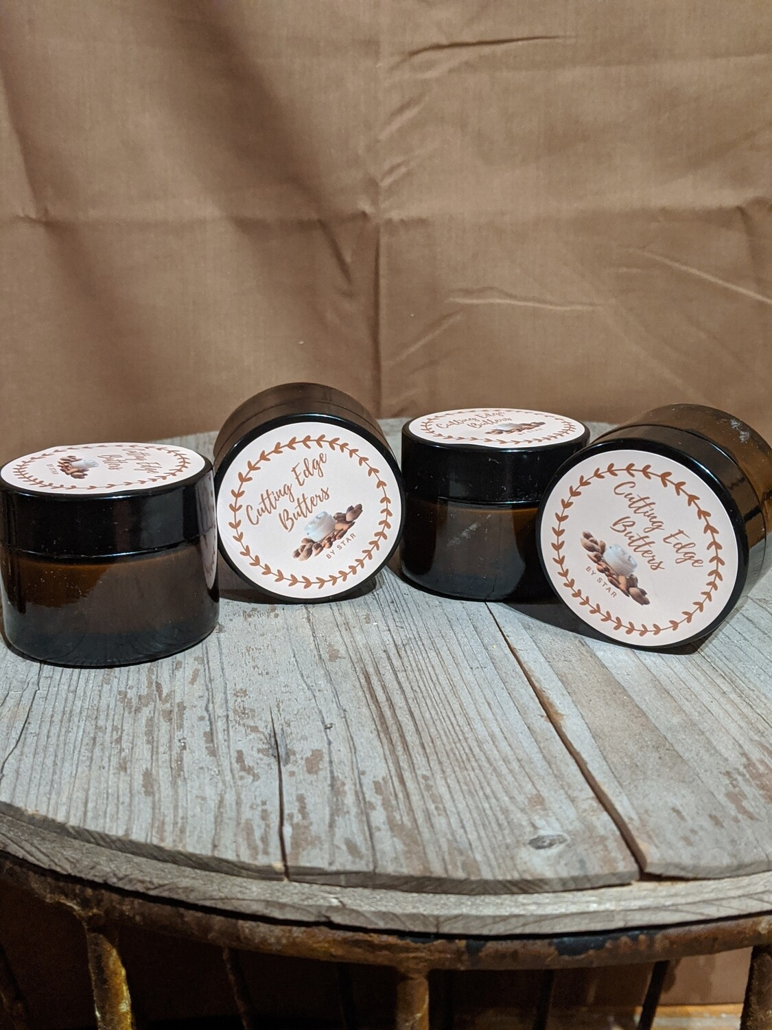Organic Shea Butter Sample Pack
