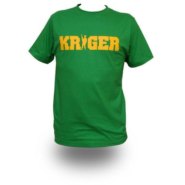 KRIGER, T-shirt - *Small* -  Limited Summer Edition
