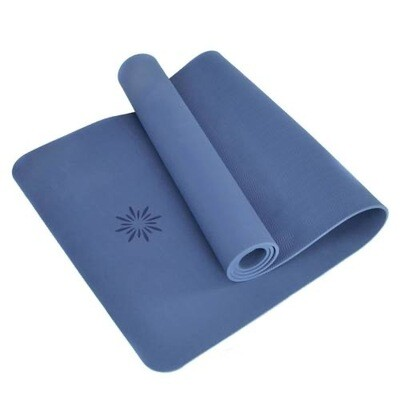 New Yoga Mat Blue