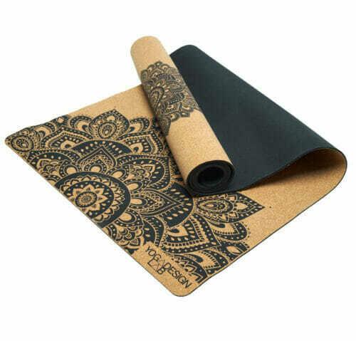 Cork Yoga Mat (new)