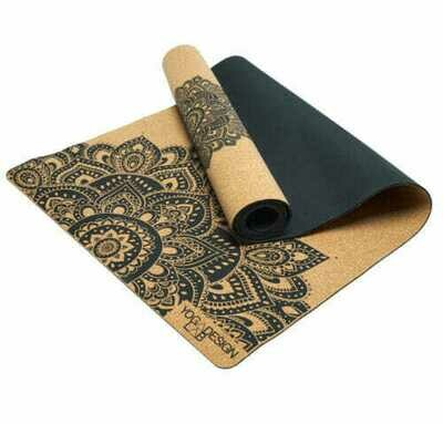 Cork Yoga Mat (new)