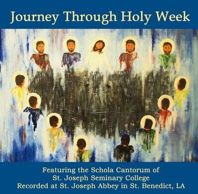 Journey Through Holy Week