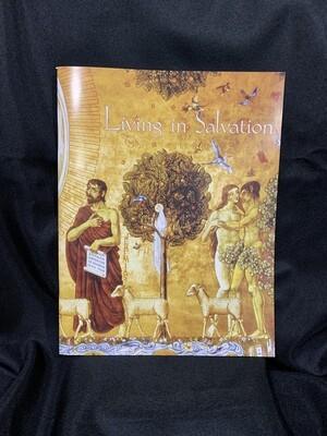 Living In Salvation Murals - Gregory de Wit By Adam Begnaud, OSB