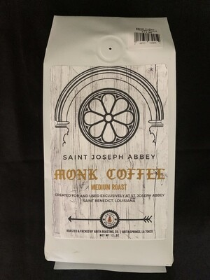 Monk Coffee - Medium Roast