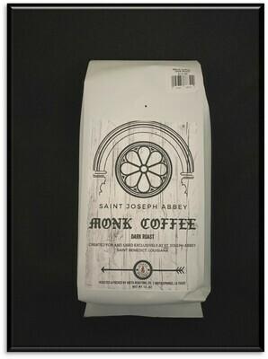 Monk Coffee - Dark Roast