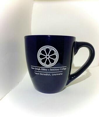 Abbey Coffee Mug in Cobalt Blue
