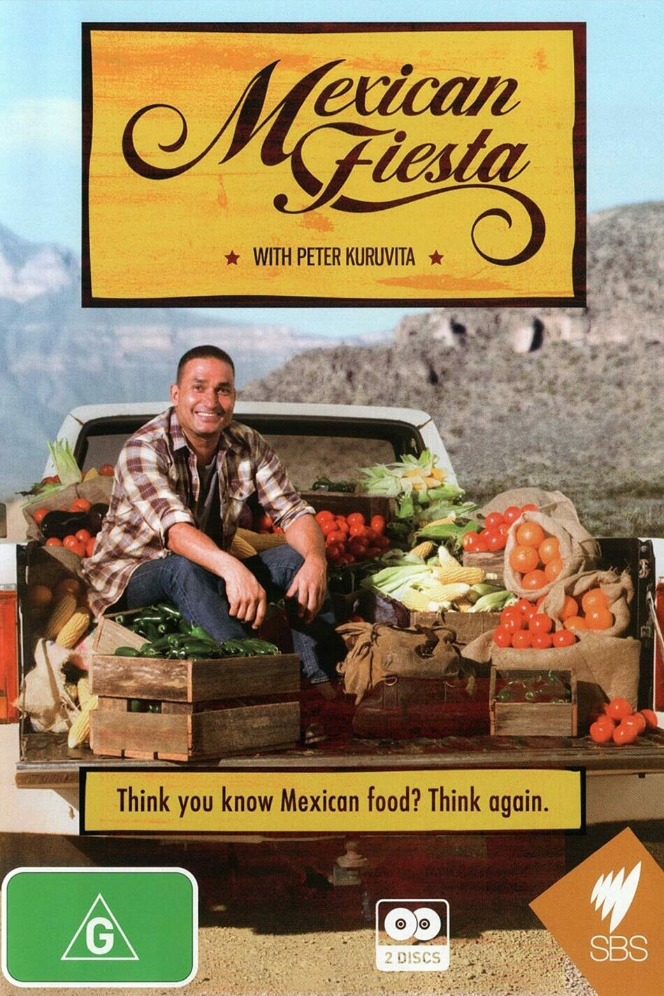 Mexican Fiesta with Peter Kuruvita