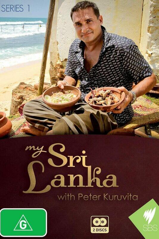 My Sri Lanka with Peter Kuruvita