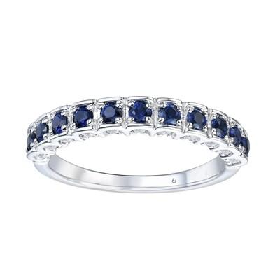COLOR SONTE & DIAMOND RING