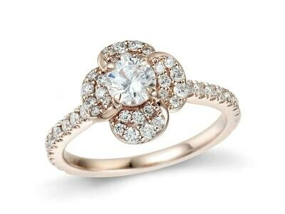 DIAMOND RING (SETTING ONLY)