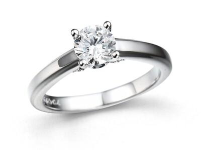 BLUE SAPPHIRE DIAMOND RING (SETTING ONLY)