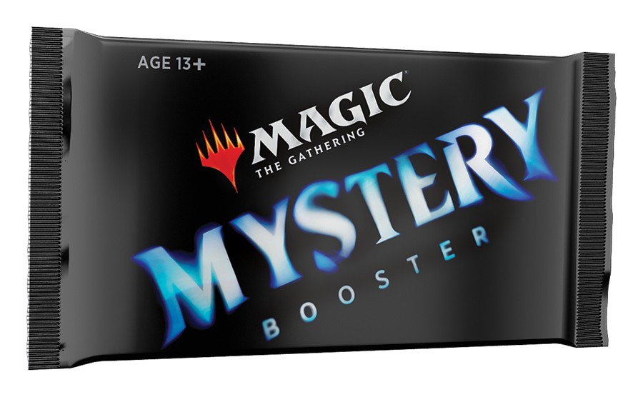 Mystery Booster Bustina ENG - Magic: the Gathering
