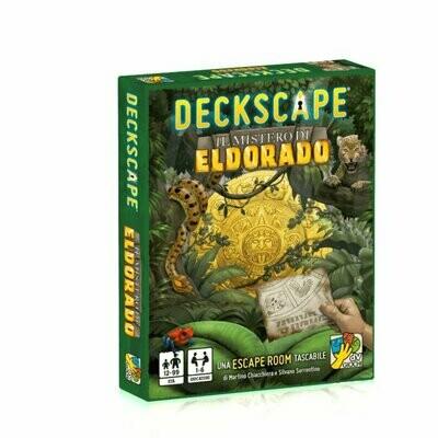 Deckscape - Il Mistero di Eldorado