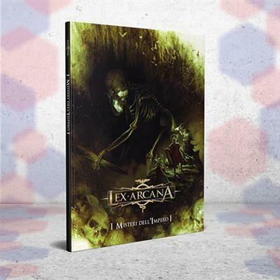 Lex Arcana - Un Impero senza fine - Quickstarter