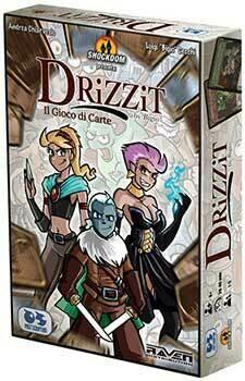Drizzit - Il gioco di carte