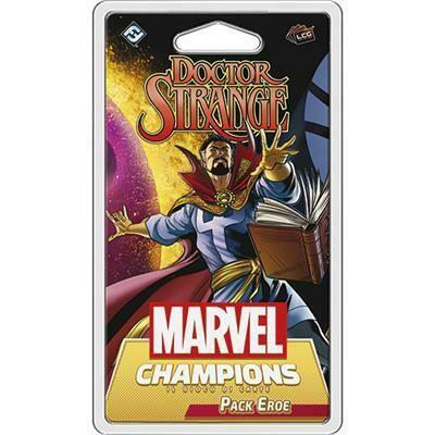 Marvel Champions - Doctor Strange (Pack Eroe)