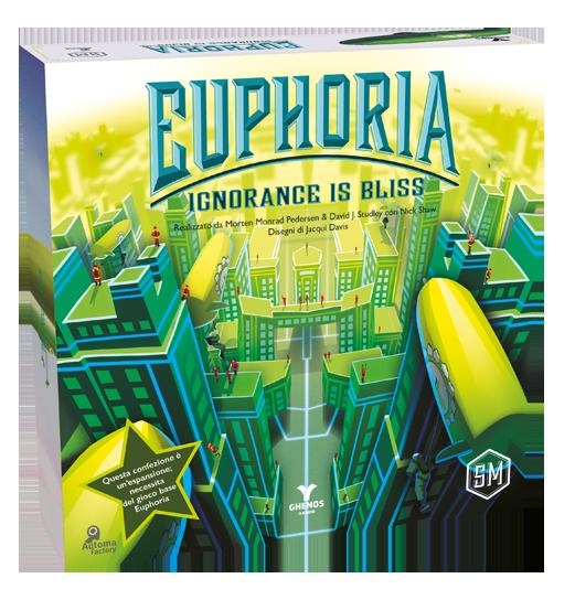 Euphoria: Esp. Ignorance is Bliss - Edizione Italiana