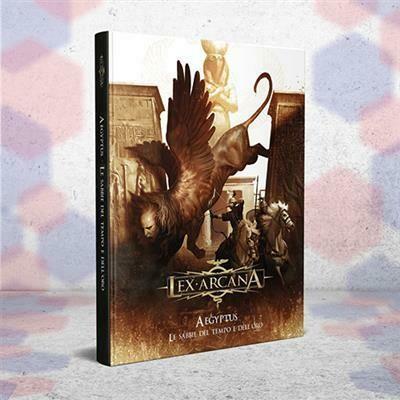 Lex Arcana - Aegyptus - Le Sabbie del Tempo de dell'Oro