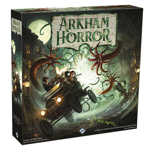 Arkham Horror 3a Edizione