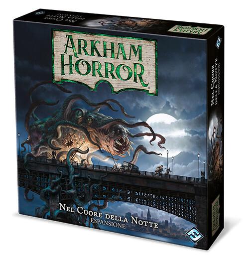 Arkham Horror 3a Edizione - Nel Cuore della Notte