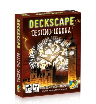 Deckscape - Il Destino di Londra