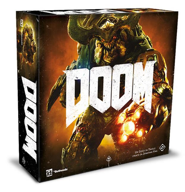 Doom: Il Gioco da Tavolo 2a Edizione