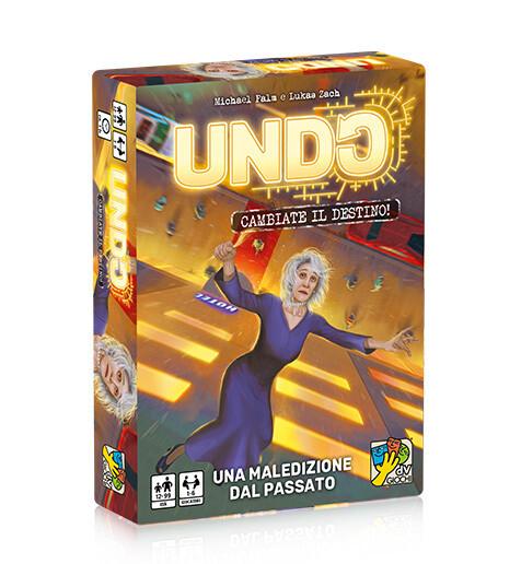UNDO - Una maledizione dal passato