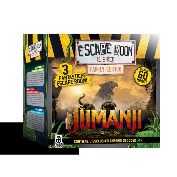 Escape Room - Il Gioco: Jumanji