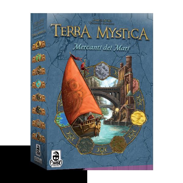 Terra Mystica - Mercanti dei Mari