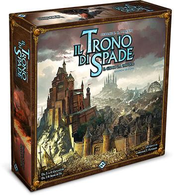 Il trono di spade - Il gioco da Tavolo 2a edizione