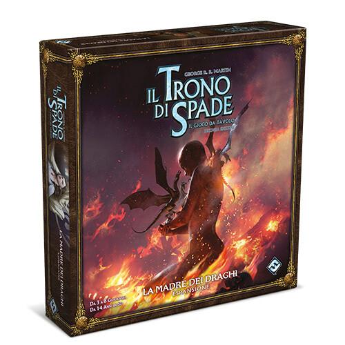 Il trono di spade - Il gioco da Tavolo 2a edizione - La Madre Dei Draghi - Espansione