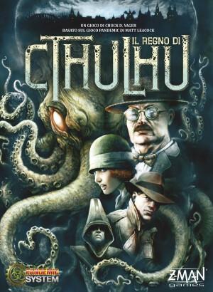 Pandemic - Il regno di Cthulhu